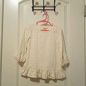 Matilda Jane Shirts & Tops - Matilda Jane tinsel tangle top